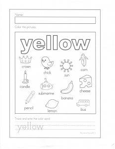 Yellow Things