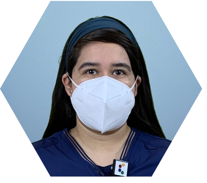 Sandra Perez Mask