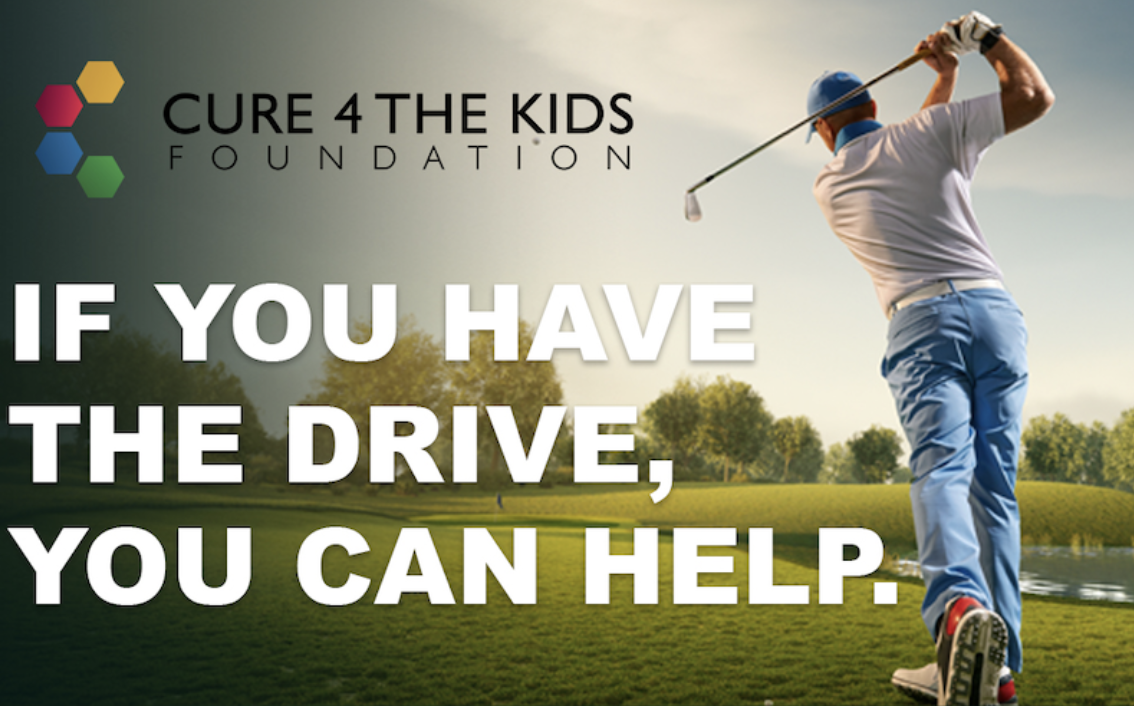 Cure 4 the Kids Foundation Tees up 9th Annual Golf 4 The Kids